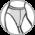 С ТРУСИКАМИ-БИКИНИ И БЕЗ ЛАСТОВИЦЫ - Верх колготок выполнен в виде трусиков-бикини, имеющих большую плотность, чем чулочная част