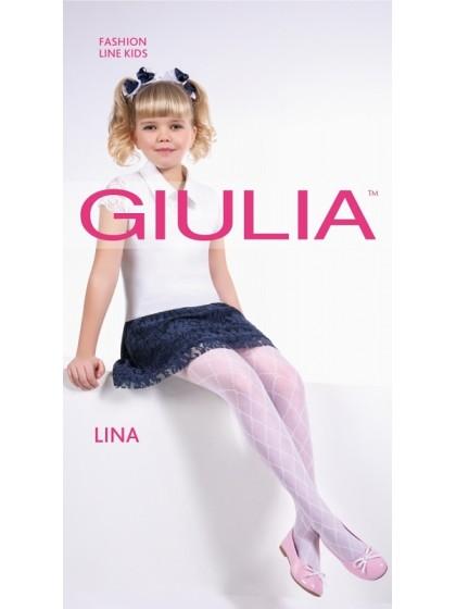 Giulia Lina 20 Den Model 7 детские колготки с фантазийным рисунком