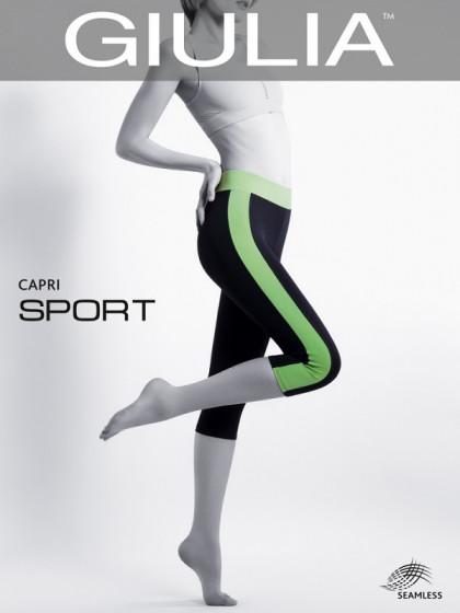Giulia Capri Sport спортивные женские капри