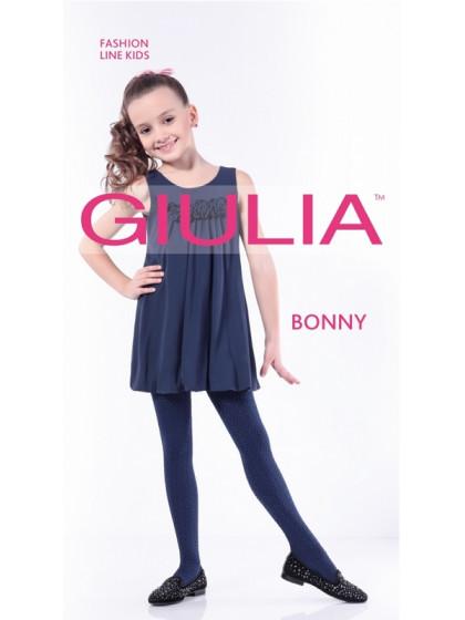Giulia Bonny 80 Den Model 8 колготки детские с объемным рисунком