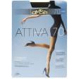 Omsa Attiva 70 Den плотные поддерживающие колготки