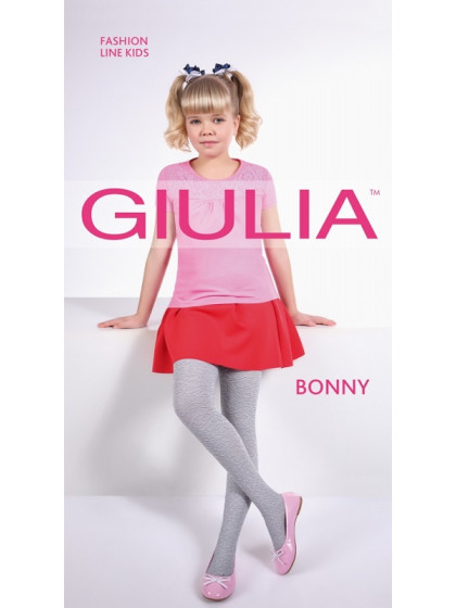 Giulia Bonny 80 Den Model 14 детские колготки с рисунком
