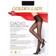 Golden Lady Ciao 40 Den женские классические колготки с шортами