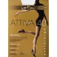 Omsa Attiva 40 Den XXL поддерживающие женские классические колготки средней плотности