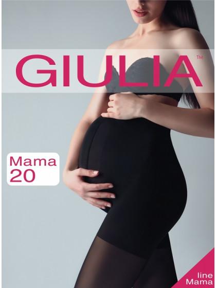 Giulia Mama 20 Den тонкие колготки для беременных