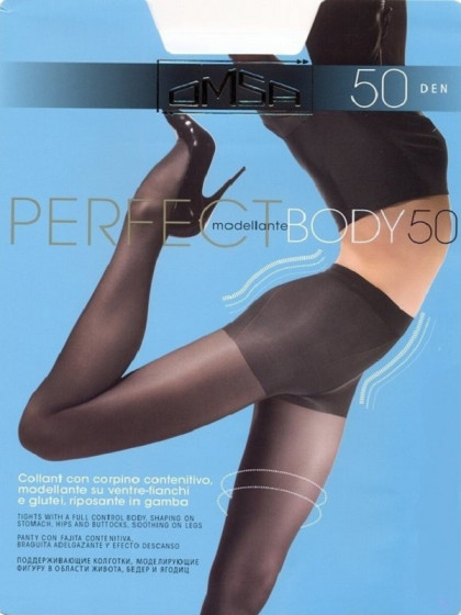 Omsa Perfect Body 50 Den корректирующие колготки