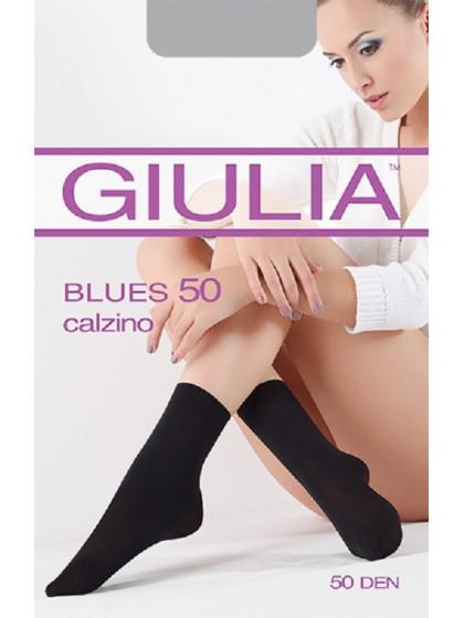 Giulia Blues 50 Den Calzino женские капроновые носки