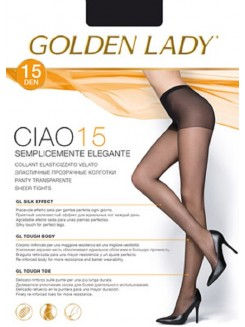 Golden Lady Ciao 15 Den