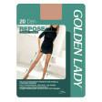 Golden Lady Repose 20 Den тонкие эластичные колготки с шортами