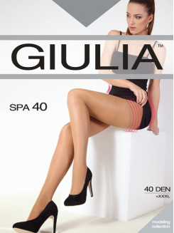Giulia Spa 40 Den XXXL