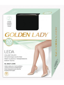 Golden Lady Leda 20 Den