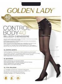 Golden Lady Control Body 40 Den