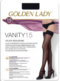 Golden Lady Vanity 15 Den