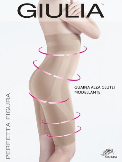 Giulia Alza Glutei Modellante моделирующие шорты с завышенной талией