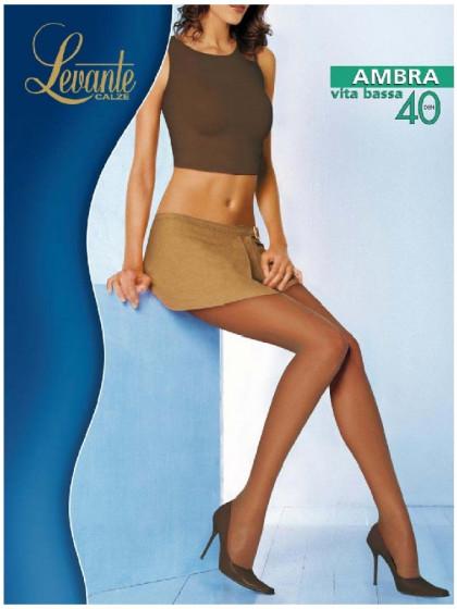 Levante Ambra 40 Den Vita Bassa колготки на низкой талии