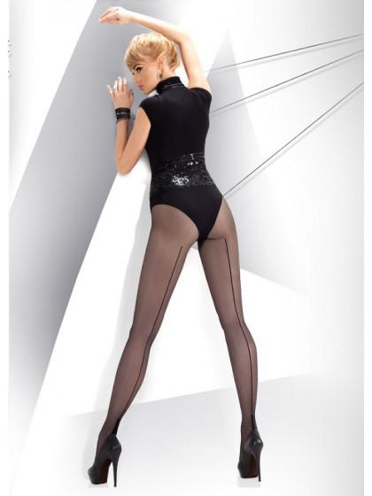 Annes Collant Exclusive 20 Den женские колготки со швом сзади