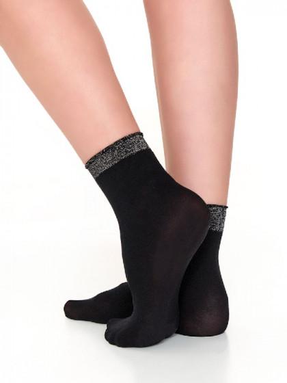 Annes Multilurex фантазийные носки средней плотности с люрексом