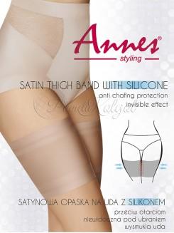 Annes Satin Thigh Band