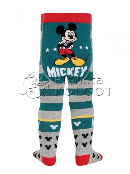 "Conte Kids Disney 17С-130СПМ 456 детские колготки с рисунком ""Микки Маус"""
