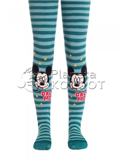 "Conte Kids Disney 17С-130СПМ 464 детские колготки с рисунком ""Микки Маус"""