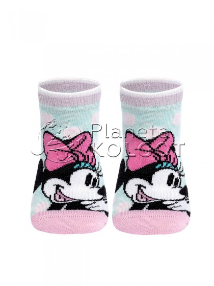 """Conte Kids Disney 17С-126/1СПМ 342 детские носки из хлопка с принтом """"Минни Маус"""""""