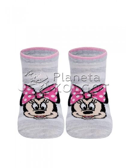 """Conte Kids Disney 17С-127СПМ 343 носки с принтом """"Минни Маус"""" из мультика """"Микки Маус"""""""