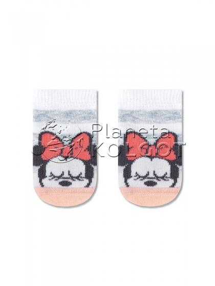 """Conte Kids Disney 17С-126/1СПМ 359 детские носочки из хлопка с принтом """"Минни Маус"""""""