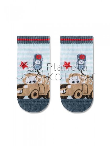 """Conte Kids Disney 17С-136/1СПМ 364 хлопковые носочки для детей с принтом """"Тачки"""""""