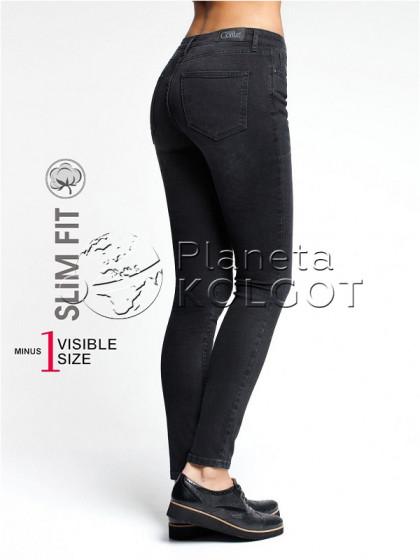 Conte Elegant 2992/4939 женские моделирующие джинсы из хлопка