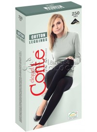 Conte Cotton 250 Den Leggings