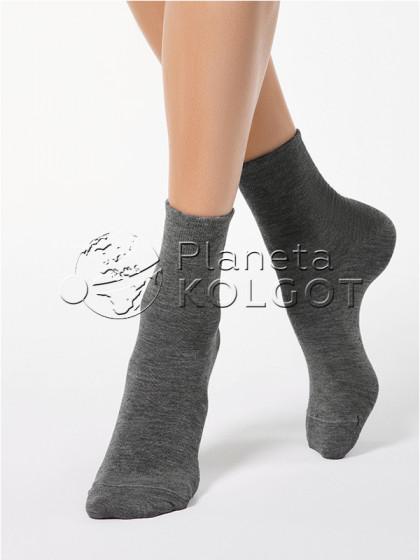 Conte Elegant Comfort 14С-114СП 000 женские теплые вискозные носочки с ангорой