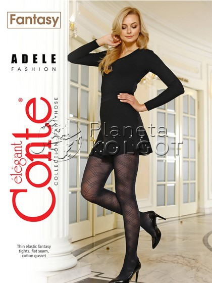 Conte Adele женские фантазийные колготки с рисунком