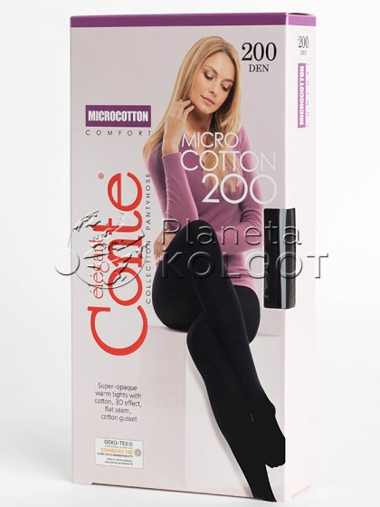 Conte Mercy женские фантазийные колготки с имитацией чулок