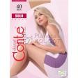 Conte Solo 40 Den женские классические колготки средней плотности