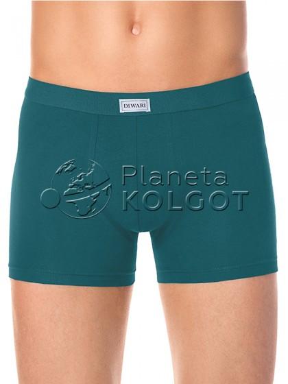 DiWaRi Basic Shorts 700 однотонные трусы-шорты из хлопка