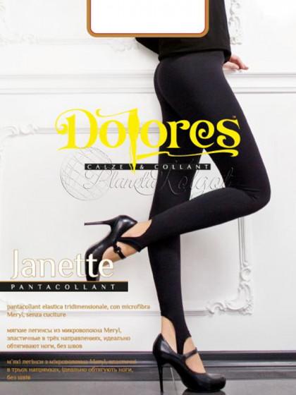 Dolores Janette Pantacollant женские бесшовные лосины со штрипками