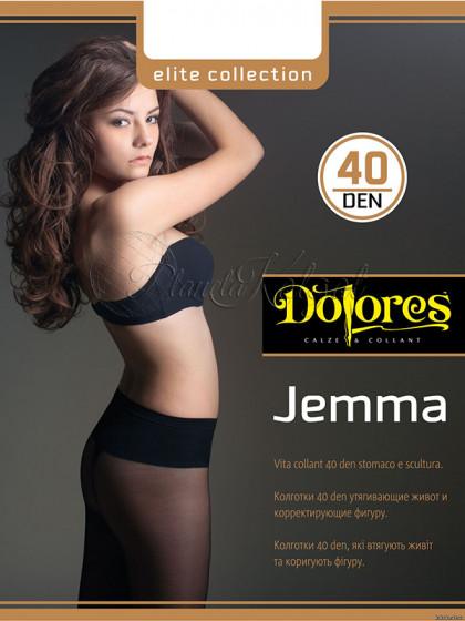 Dolores Jemma 40 Den женские корректирующие колготки средней плотности