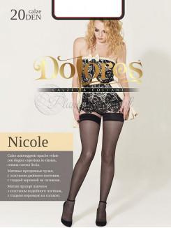 Dolores Nicole 20 Den XXL