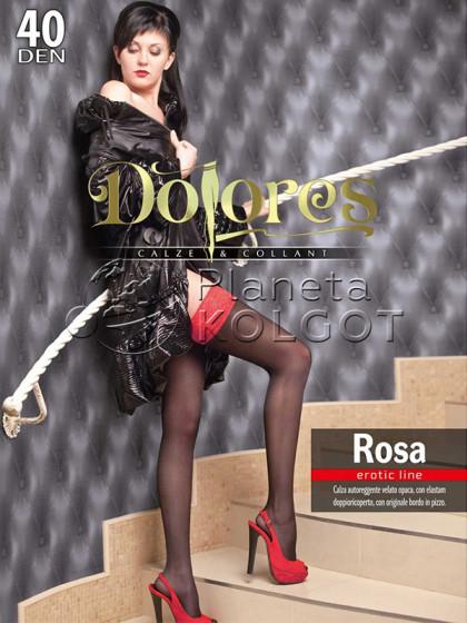 Dolores Rosa 40 Den жіночі панчохи середньої щільності