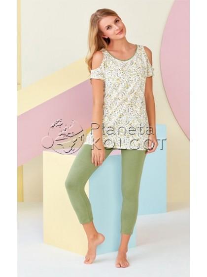 Doreanse 4278 женская пижама из хлопка и модала
