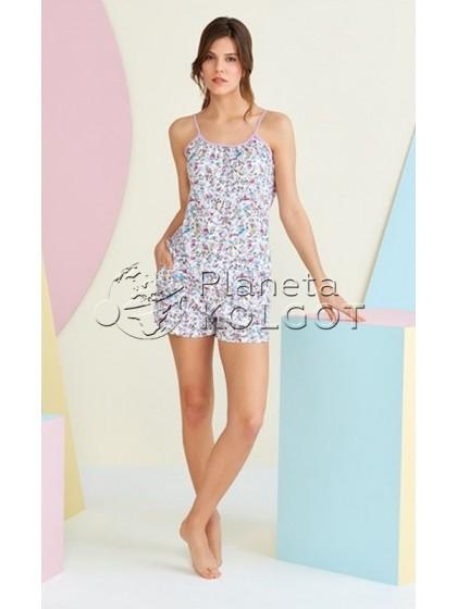 Doreanse 4368 женская пижама из хлопка и модала