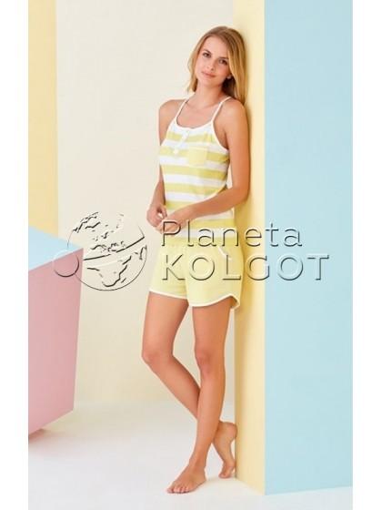 Doreanse 4388 женская пижама из хлопка и модала
