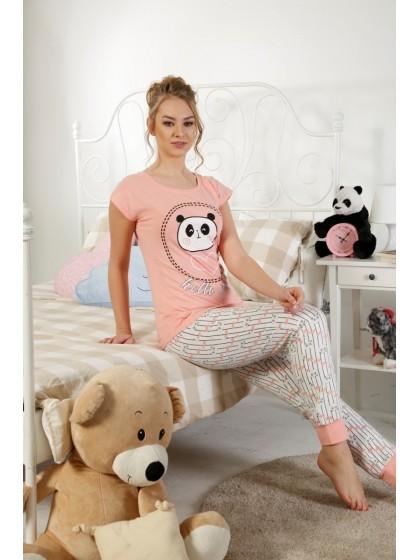 Elitol 17162 женская пижама из хлопка