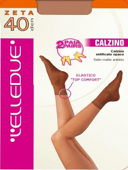 Elledue Zeta 40 Den капроновые носки средней длины