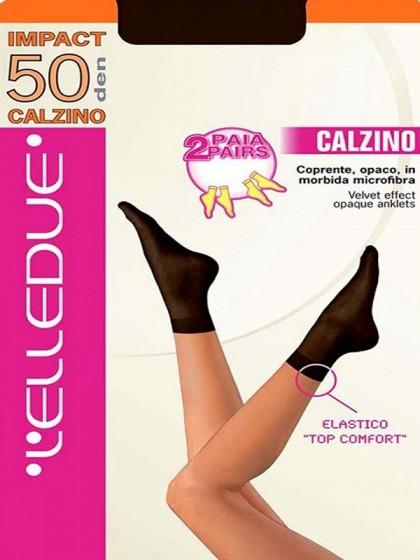Elledue Impact 50 Den женские капроновые носки
