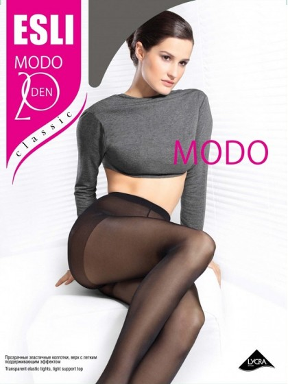 Esli Modo 20 Den тонкие классические колготки