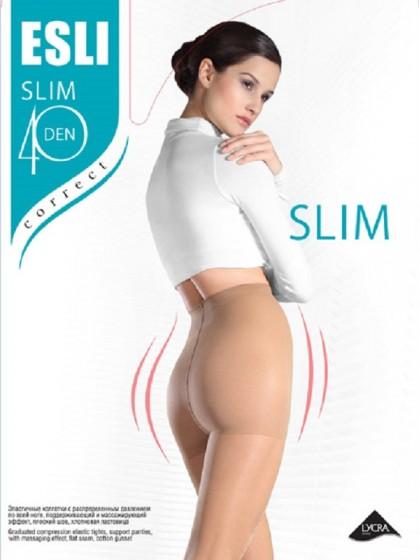 Esli Slim 40 Den корректирующие колготки средней плотности