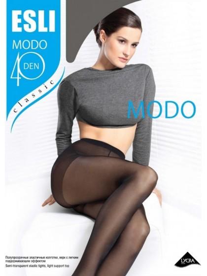 Esli Modo 40 Den классические колготки средней плотности