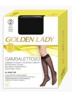 Golden Lady Gambaletto 20 Den