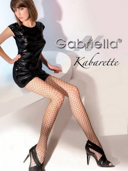 Gabriella Kabarette фантазийные сетчатые колготки